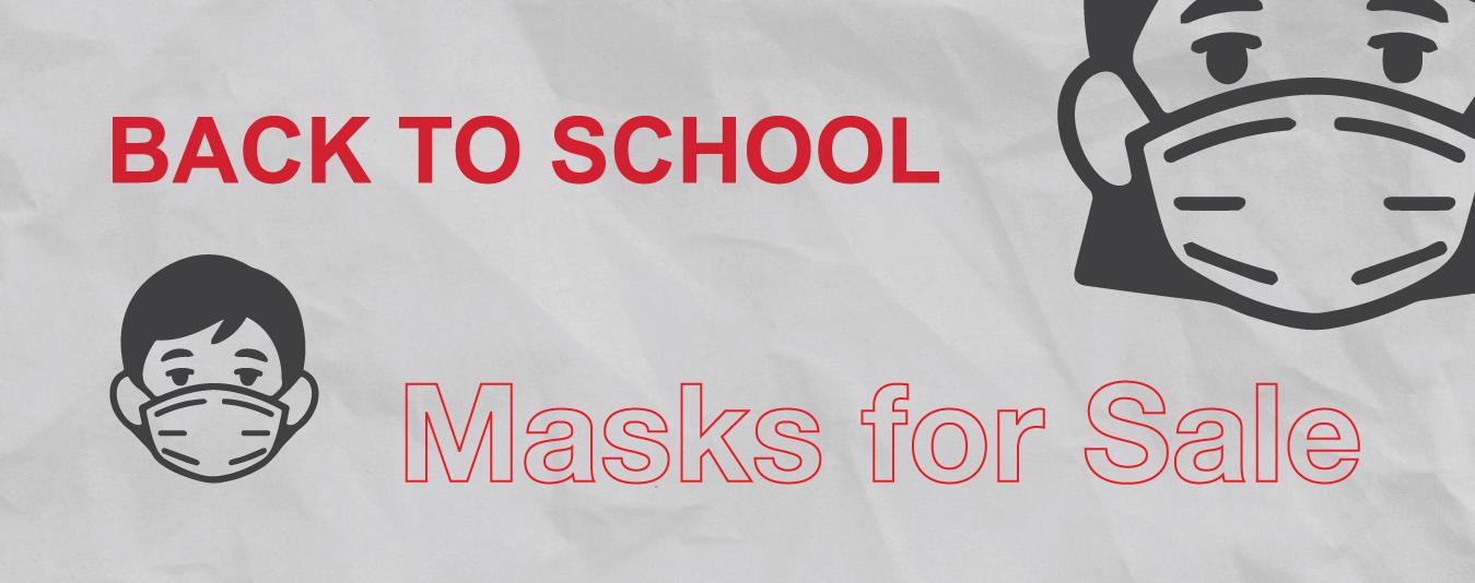 Back to School: Custom Face Mask
