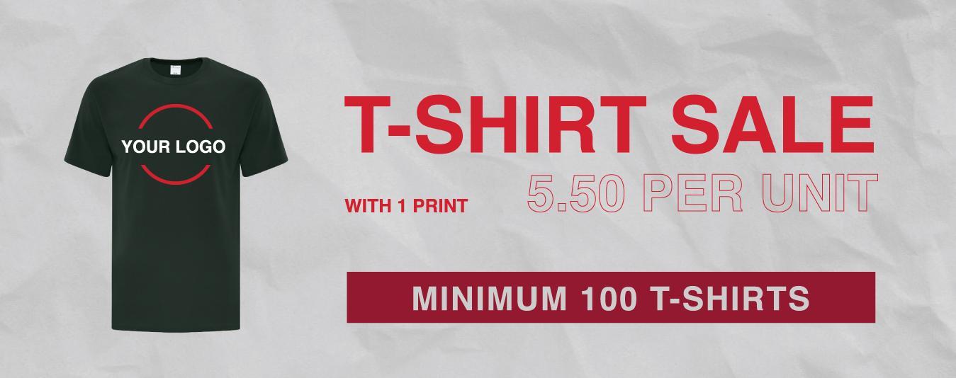 ATC 1000 T-SHIRT SALE
