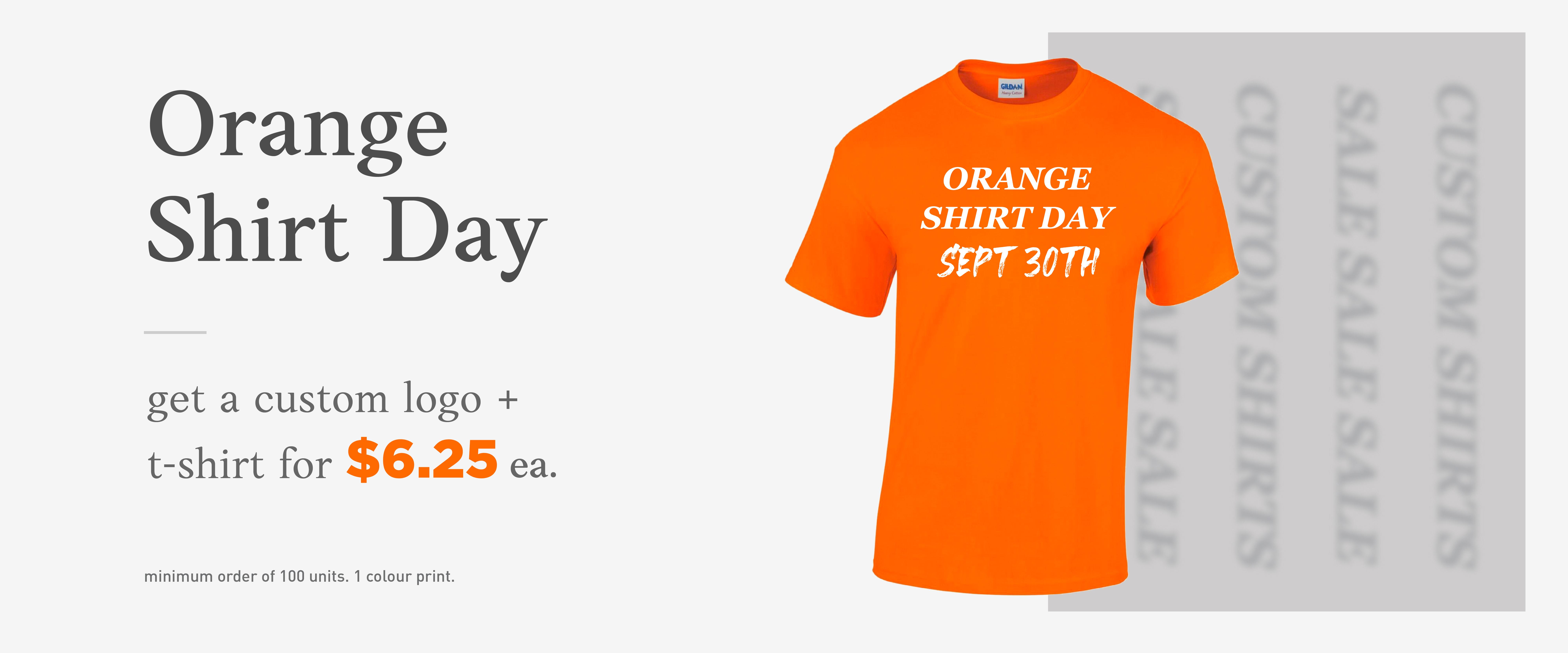 Orange Shirt Day 2021